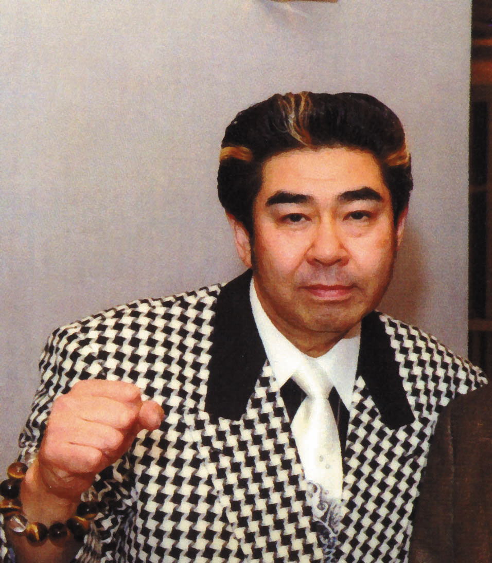 フラッシュ赤羽ボクシングジム会長川島勝